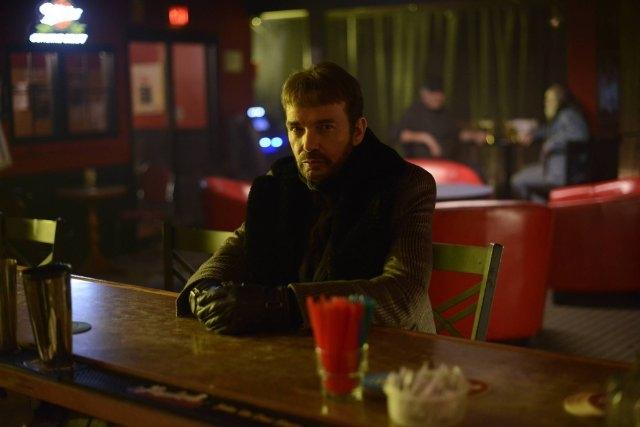 Fargo: Billy Bob Thornton in una immagine della serie