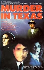 Murder in Texas: la locandina del film