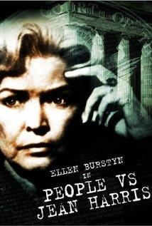 The people vs. Jean Harris: la locandina del film