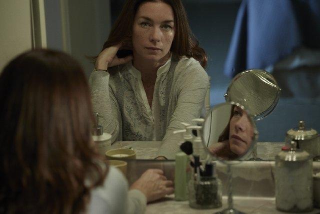 The Red Road: Julianne Nicholson in una scena della serie