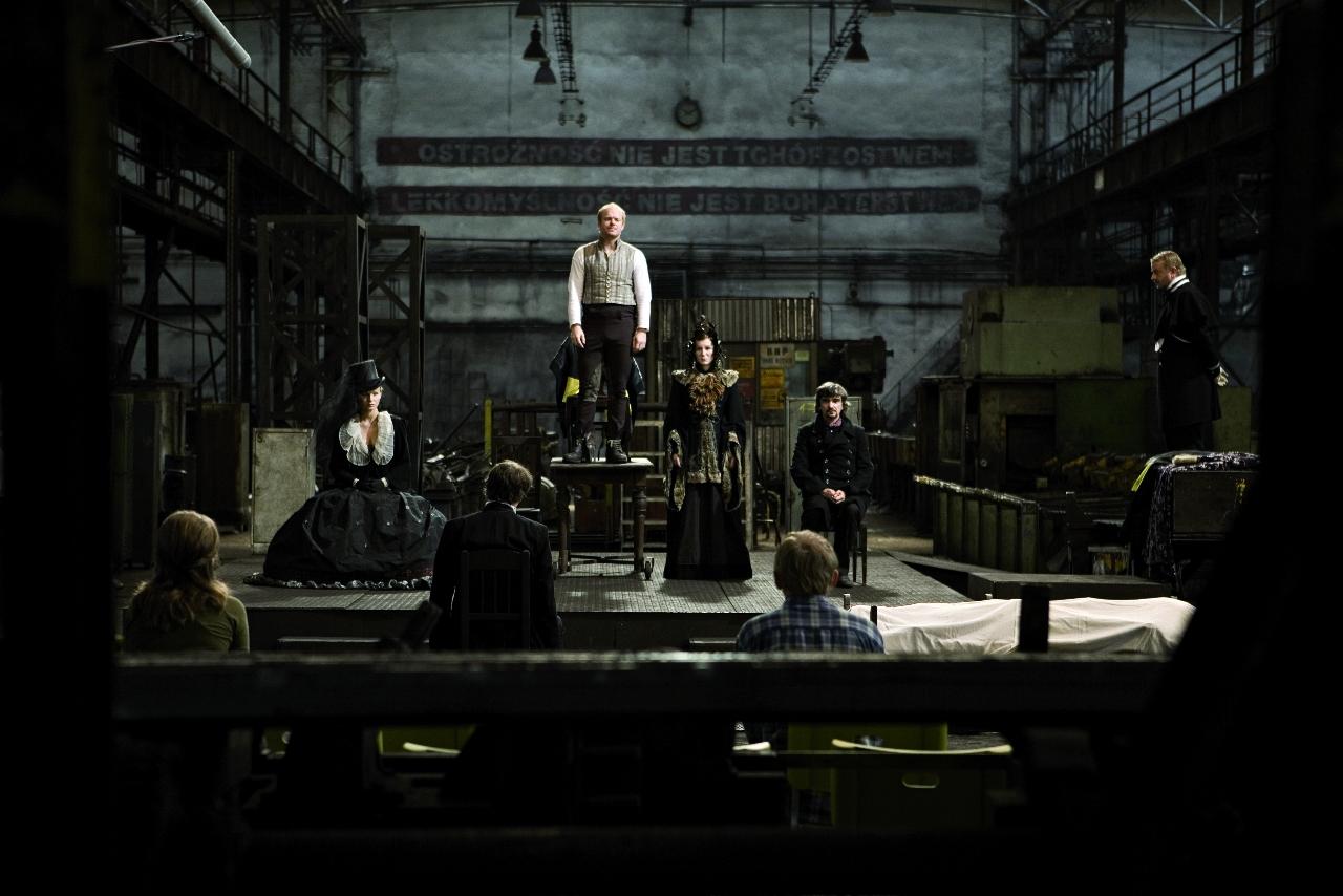 I fratelli Karamazov: una scena