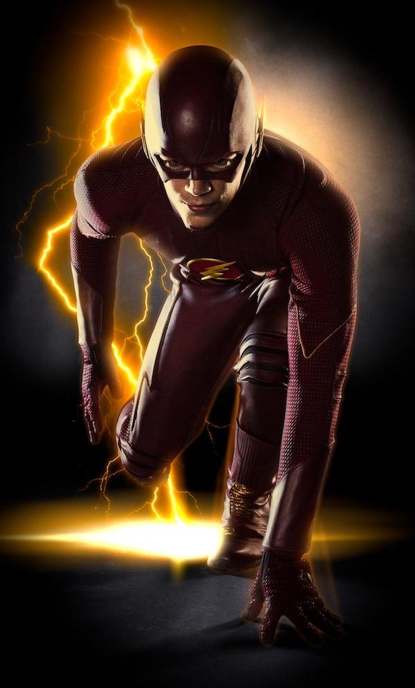 Il primo poster ufficiale per il pilot dedicato a Flash, supereroe della DC Comics