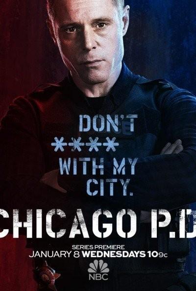 La locandina di Chicago PD