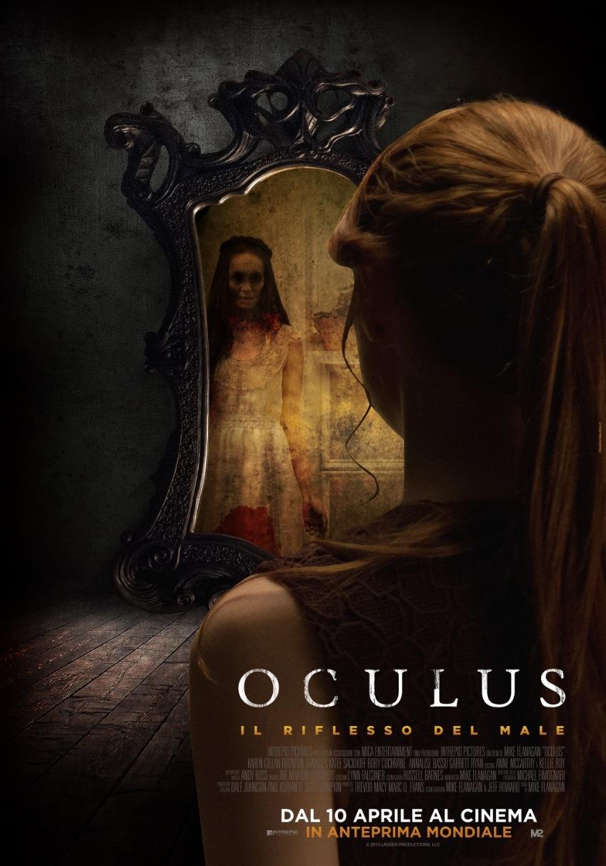 Oculus: il poster italiano
