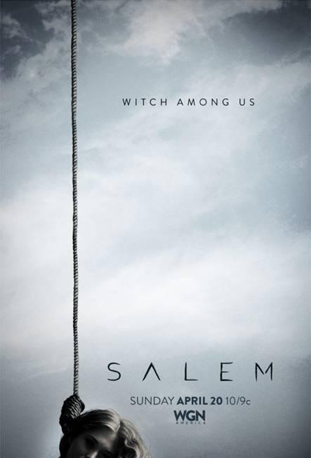 Salem: uno dei nuovi poster della serie