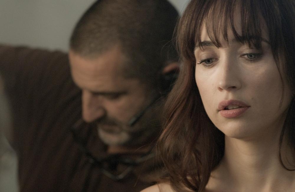 Ti sposo ma non troppo: Chiara Francini sul set del film