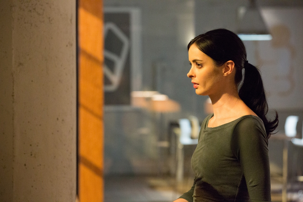 Veronica Mars - Il film: Krysten Ritter in una scena del film