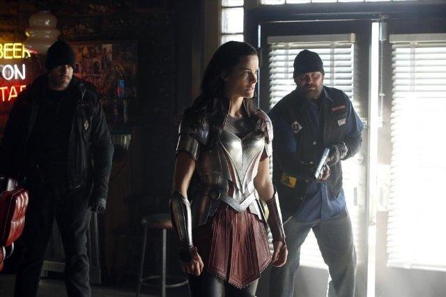 Agents of S.H.I.E.L.D.: Jaimie Alexander in un momento dell'episodio Yes Men