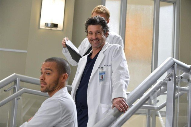 Grey's Anatomy: Patrick Dempsey nell'episodio You've Got to Hide Your Love Away