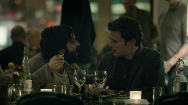 Looking: Jonathan Groff, Frankie J. Alvarez  nel finale della prima stagione, Looking Glass