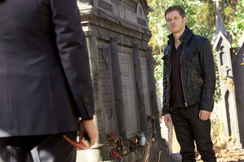 The Originals: Joseph Morgan in Farewell to Storyville