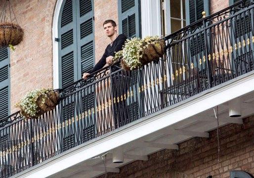 The Originals: Joseph Morgan in una scena dell'episodio Moon Over Bourbon Street della prima stagione