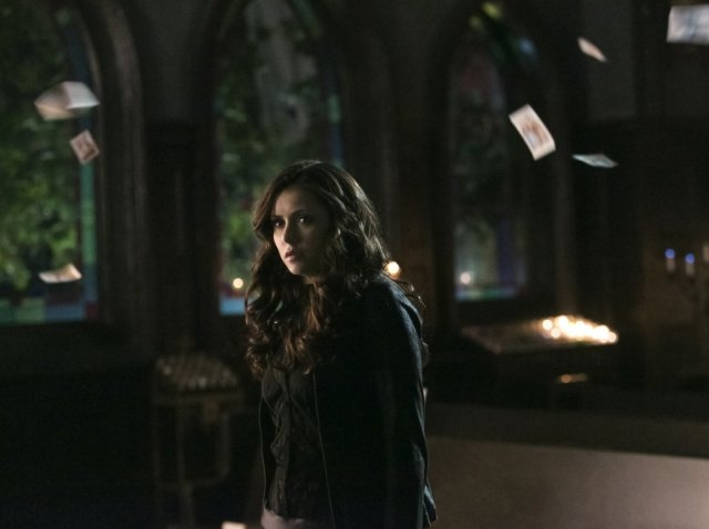 The Vampire Diaries: Nina Dobrev nell'episodio Gone Girl