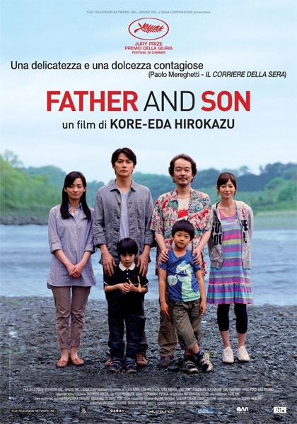 Father and Son: il poster italiano