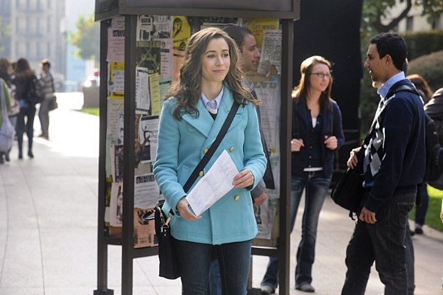 How I Met Your Mother: Cristin Milioti nell'episodio How Your Mother Met Me