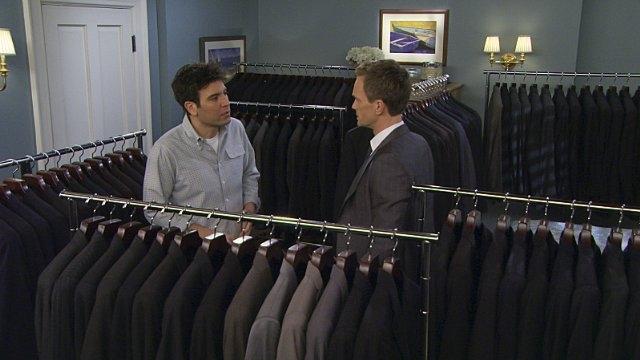 How I Met Your Mother: Neil Patrick Harris e Josh Radnor nell'episodio Vesuvius