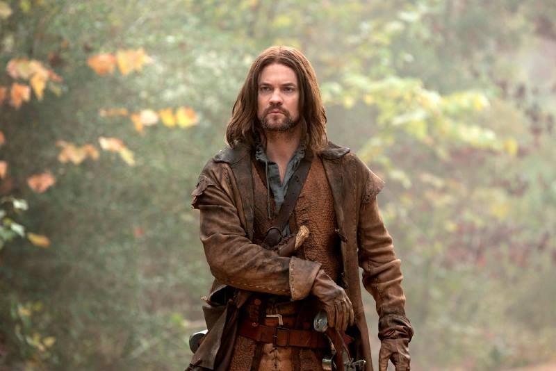 Salem: Shane West durante una scena della prima stagione
