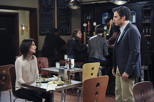 How I Met Your Mother: Josh Radnor e Cobie Smulders nel finale di serie