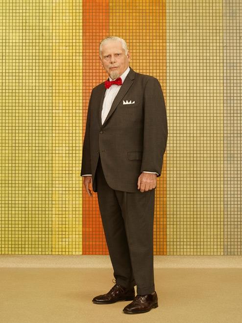 Mad Men: un'immagine promozionale per il personaggio di Michael Gaston