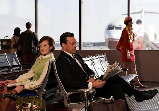 Mad Men: Jon Hamm e Elisabeth Moss nella settima stagione