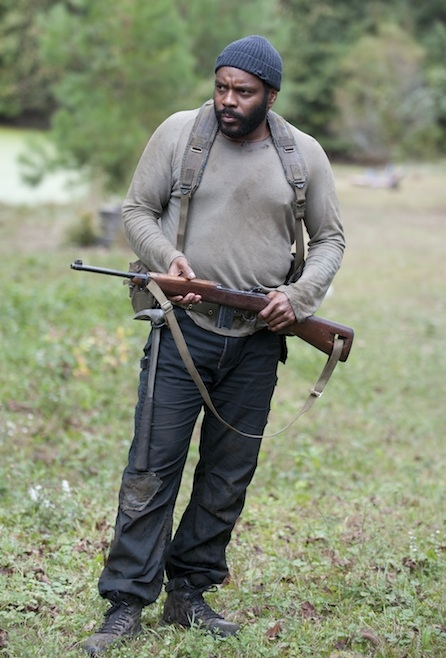 The Walking Dead: Chad L. Coleman nell'episodio Il bosco