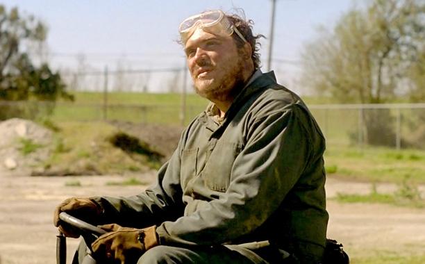 True Detective: Glenn Fleshler in una scena dell'episodio The Locked Room