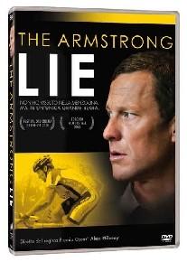 La copertina di The Armstrong Lie (dvd)