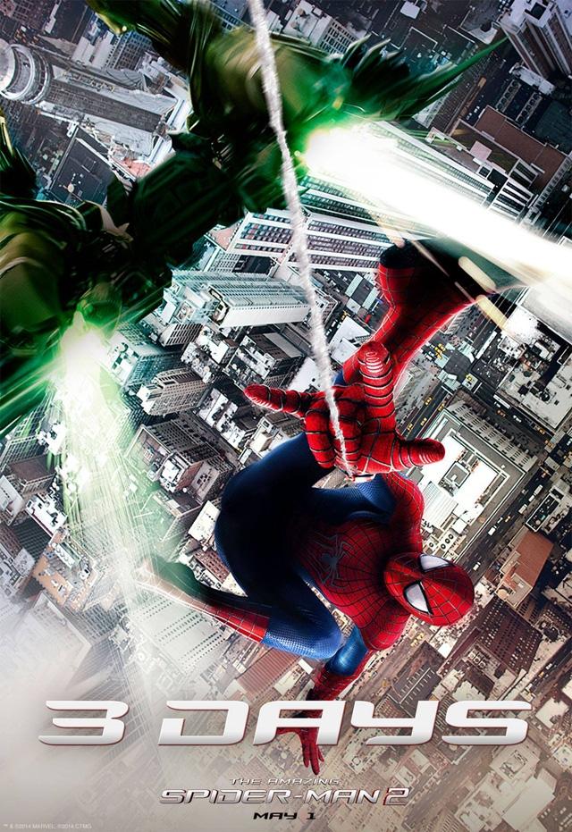 The Amazing Spider.Man 2: una suggestiva immagine promozionale
