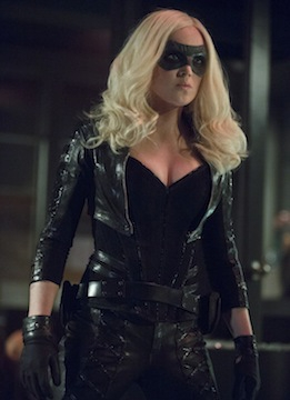Arrow: Caity Lotz nell'episodio Birds of Prey
