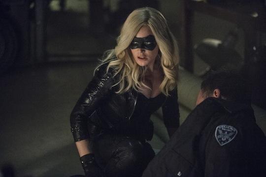 Arrow: Caity Lotz nell'episodio Birds of Prey della seconda stagione