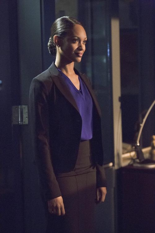 Arrow: Cynthia Addai-Robinson nell'episodio Suicide Squad
