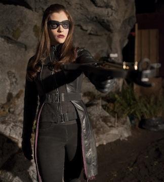 Arrow: Jessica de Gouw nell'episodio Birds of Prey