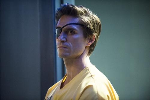 Arrow: Michael Rowe nell'episodio Suicide Squad