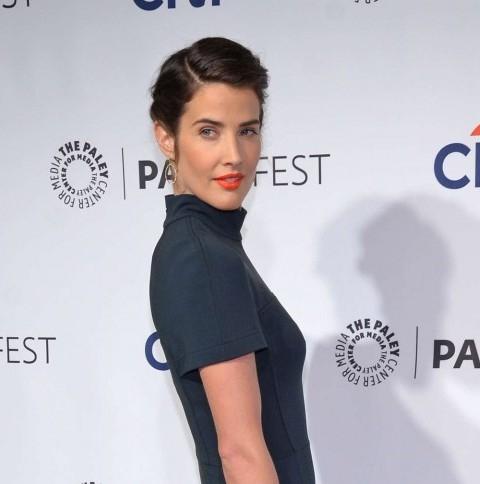 Cobie Smulders durante il Paleyfest del 2014