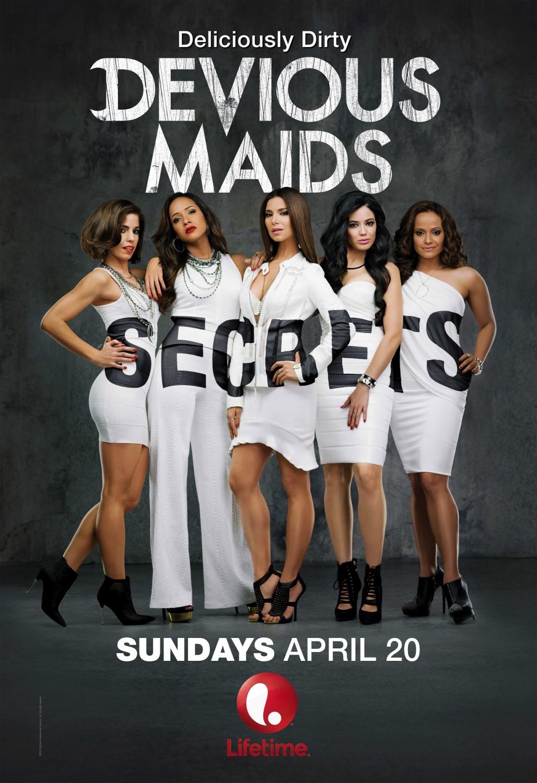 Devious Maids: uno dei poster della stagione 2 della serie