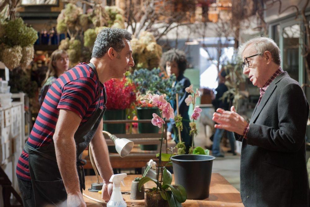 Gigolò per caso: Woody Allen e John Turturro in una scena