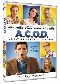 La copertina di A.C.O.D. - Adulti complessati originati da divorzio (dvd)