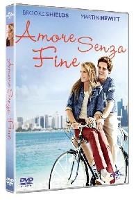 La copertina di Amore senza fine (dvd)