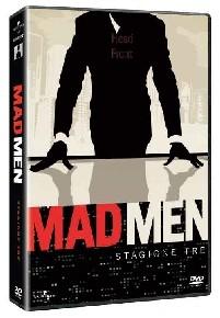 La copertina di Mad Men - Stagione 3 (dvd)
