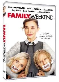 La copertina di Weekend in famiglia (dvd)