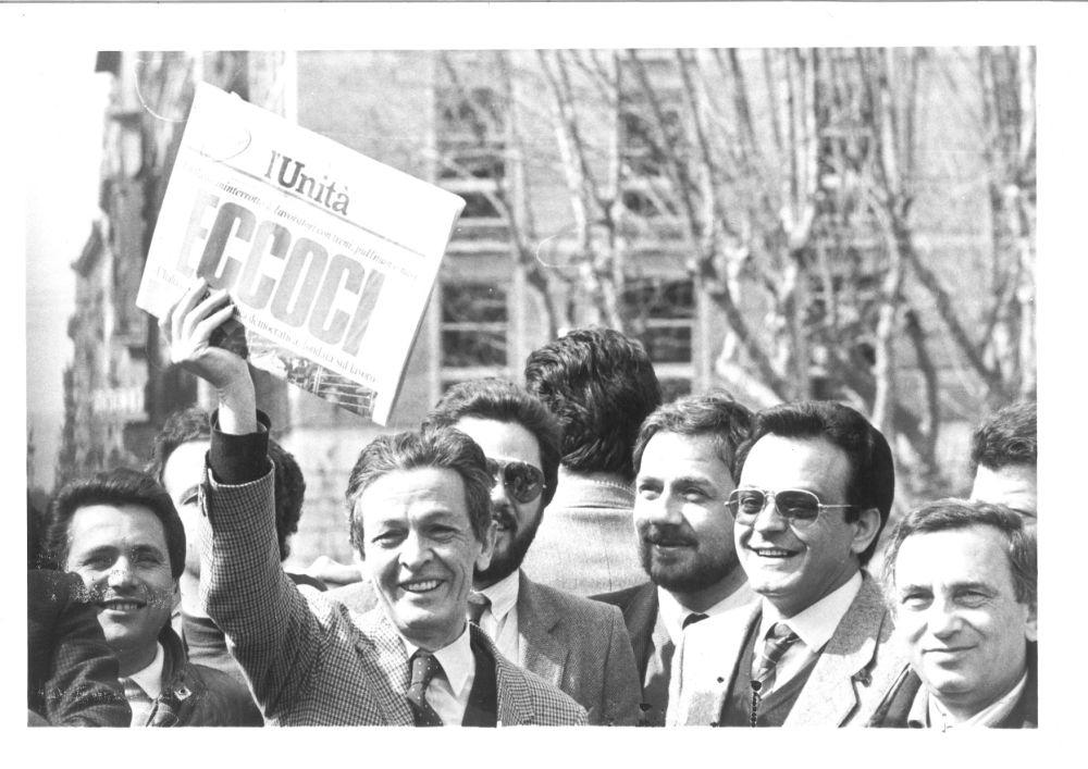 Quando c'era Berlinguer: un'immagine tratta dal documentario