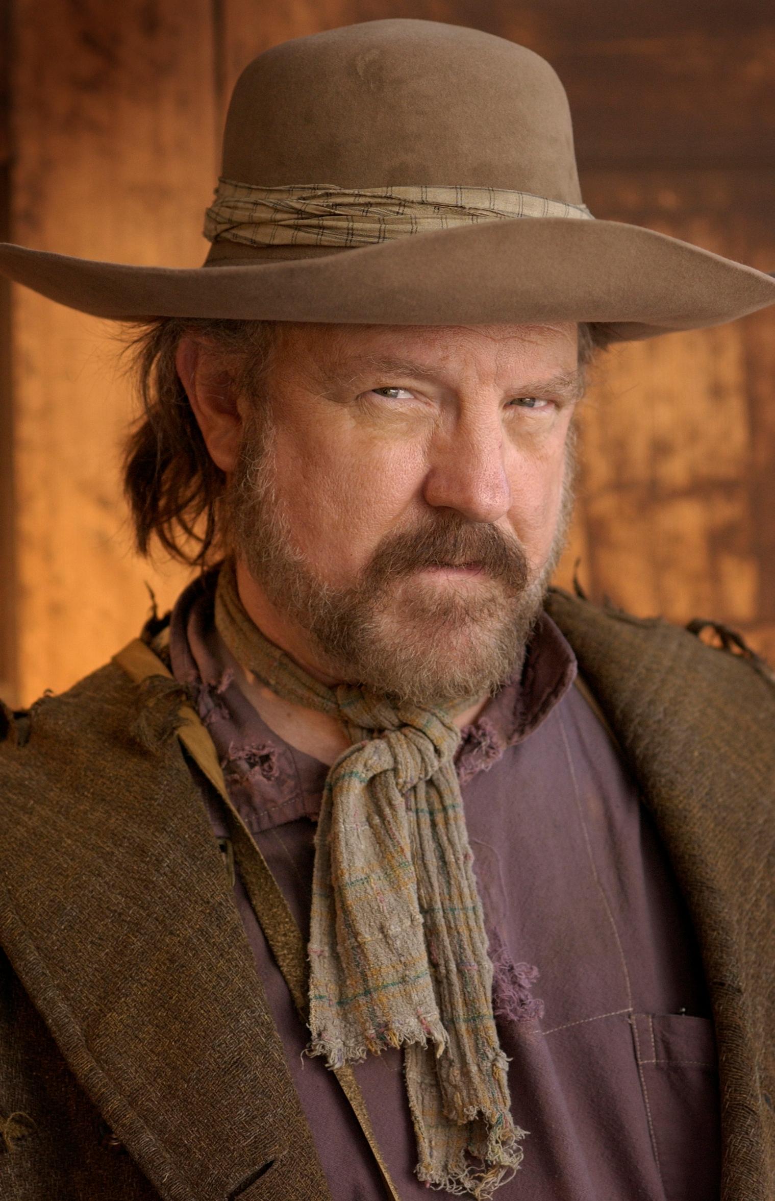 Deadwood: Jim Beaver in un'immagine promozionale della serie