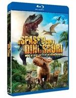 La copertina di A spasso con i dinosauri (blu-ray)