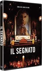 La copertina di Il segnato (dvd)