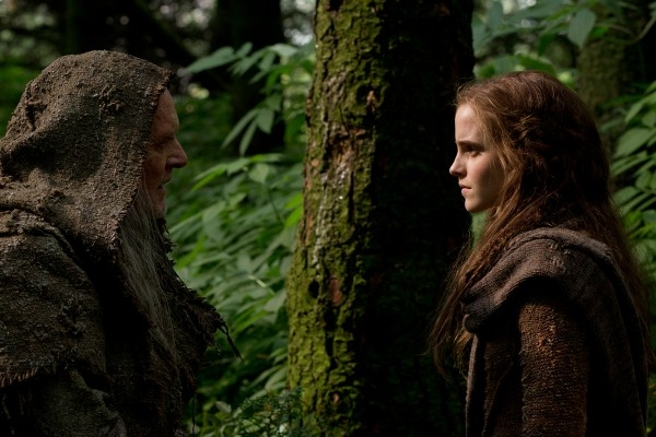 Noah: Anthony Hopkins a confronto con Emma Watson