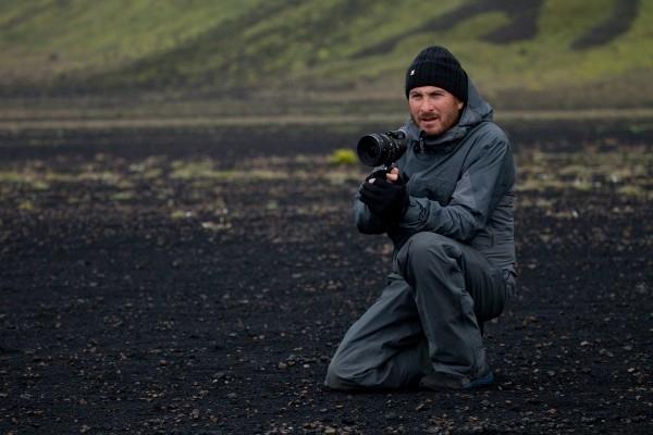 Noah: il regista Darren Aronofsky riprende una scena
