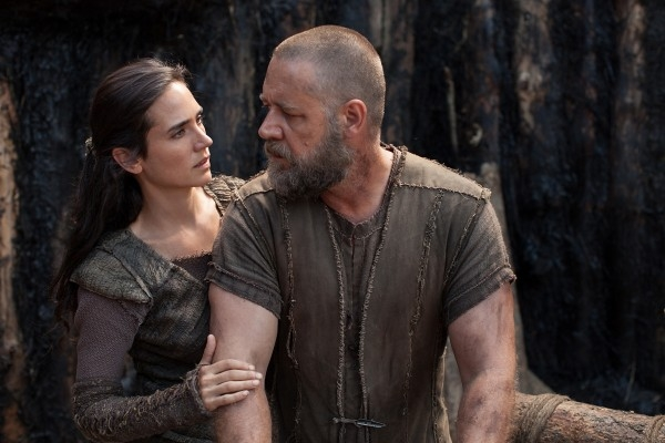 Noah: Russell Crowe insieme a Jennifer Connelly
