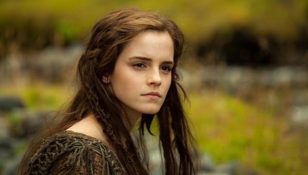 Noah: un bel primo piano di Emma Watson