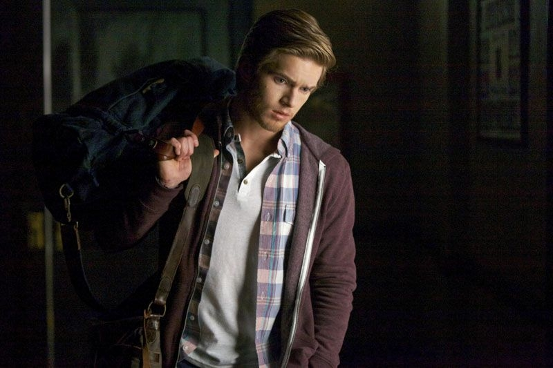 The Vampire Diaries: Chris Brochu nell'episodio While You Were Sleeping