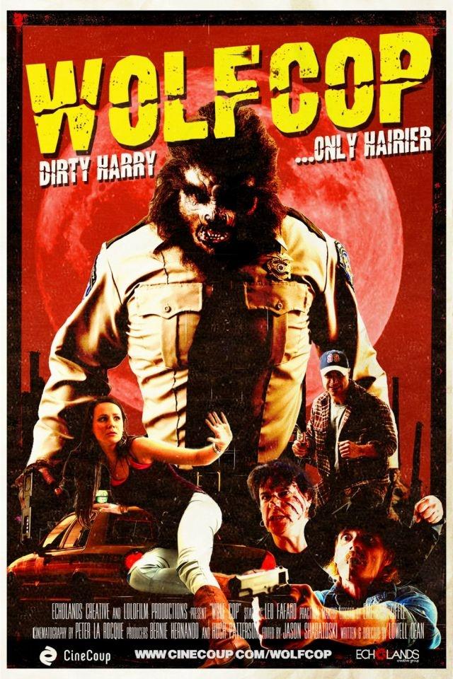 WolfCop: la locandina del film